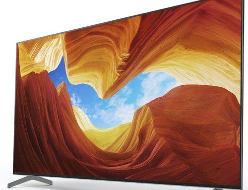 Η νέα XH90 4K HDR Full Array LED TV της Sony αναμένεται τον Ιούνιο στα καταστήματα!