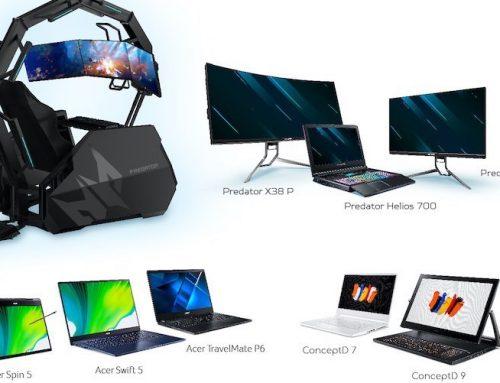 Η Acer κερδίζει 11 Red Dot Awards και  βραβείο καινοτομίας Predator gaming καρέκλα
