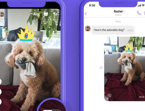 Το Viber παρουσιάζει μια νέα λειτουργία δημιουργίας GIF
