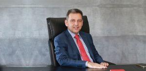 Ο επικεφαλής της Vodafone Ελλάδας, Χάρης Μπρουμίδης.