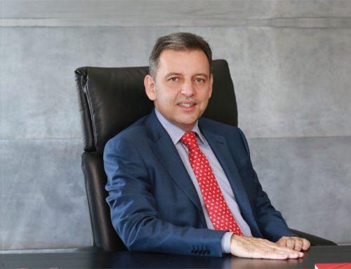 Συνέντευξη του προέδρου και διευθύνοντος συμβούλου της Vodafone Ελλάδας, Χάρη Μπρουμίδη