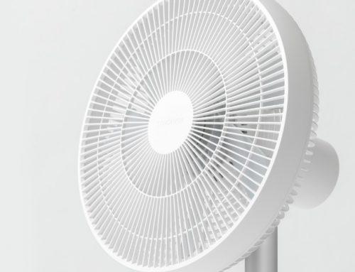 Info Quest Technologies: Νέοι ανεμιστήρες Xiaomi Smartmi Pedestal Fan και νέα ηλεκτρική σκούπα Xiaomi Mi Handheld Vacuum Cleaner