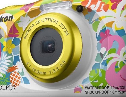 Γνωρίστε την αδιάβροχη Nikon COOLPIX W150