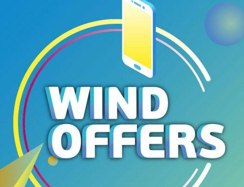 Καλοκαιρινές προσφορές από τη Wind