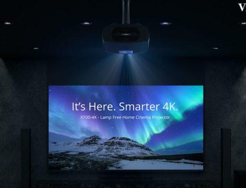 Η ViewSonic παρουσιάζει τον LED SMART προβολέα X100-4K