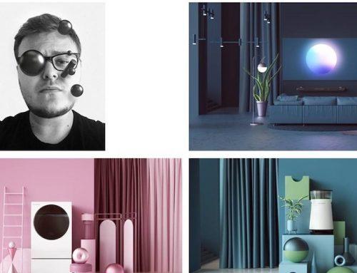 Η LG SIGNATURE συνεργάζεται με καλλιτέχνες ψηφιακών έργων