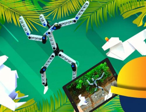 """Tech Adventure"": Καλοκαιρινές περιπέτειες στον κήπο του Ιδρύματος Ευγενίδου"