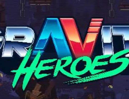 Ανακοινώθηκε το Gravity Heroes για PC, PlayStation 4 και Xbox One
