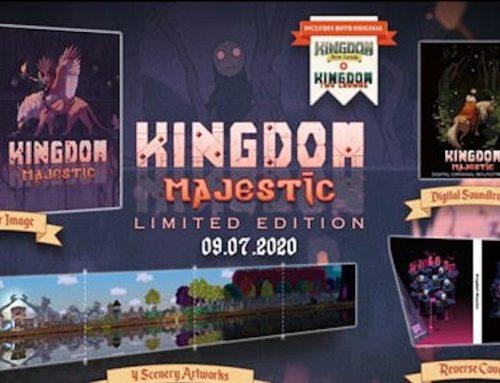 Το Kingdom Majestic κυκλοφορεί στις 9 Ιουλίου