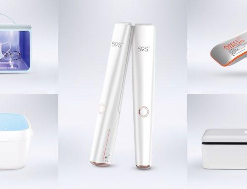 Η Info Quest Technologies φέρνει τις φορητές συσκευές αποστείρωσης της εταιρείας 59S