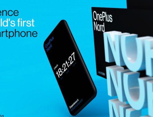 Το OnePlus Nord θα κάνει το ντεμπούτο του στο πρώτο smartphone, στις 21 Ιουλίου