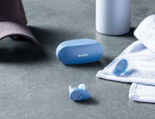 Η Sony ενισχύει την truly wireless σειρά ακουστικών της με τα WF-SP800N