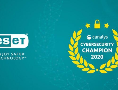 """Η Eset διατηρεί τη θέση του """"Πρωταθλητή"""" στο Canalys Cybersecurity Leadership Matrix 2020"""