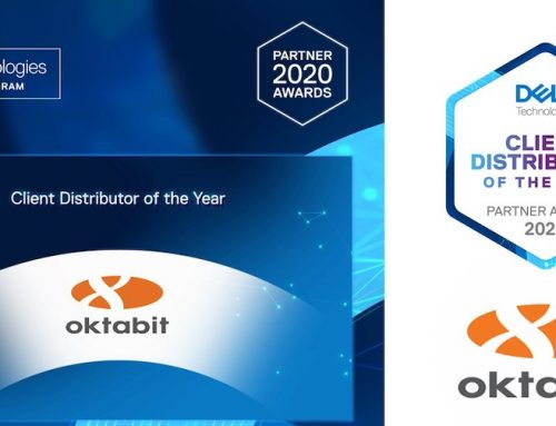 OKTABIT: «Client Solutions Distributor of the Year»