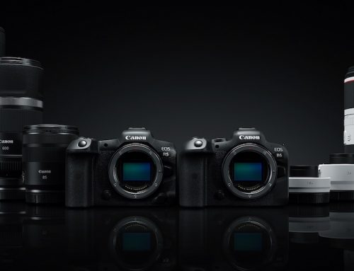 Η Canon παρουσιάζει τέσσερις νέους φακούς RF