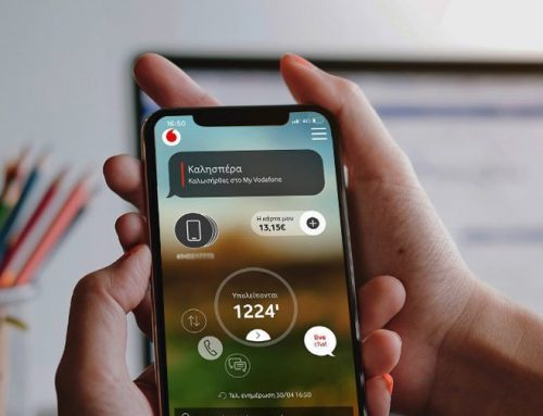 Vodafone: Νέα πακέτα φωνής