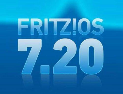 FRITZ! OS v. 7.20: Αναβαθμίζεται το λειτουργικό της AVM