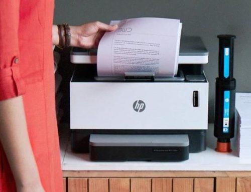 Η ΗΡ παρουσιάζει το HP Neverstop Laser