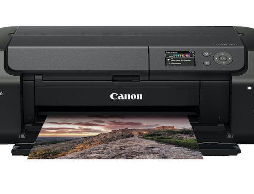Η Canon παρουσιάζει τον φωτογραφικό εκτυπωτή imagePROGRAF PRO-300