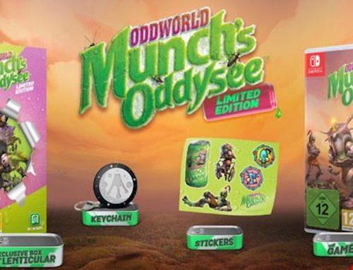Το Oddworld: Munch's Oddysee κυκλοφορεί τον Αύγουστο