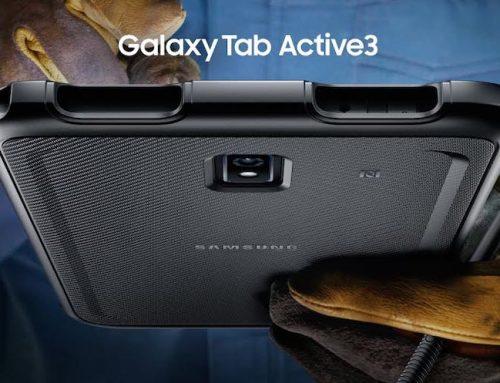 Έφτασε το Samsung Galaxy Tab Active3