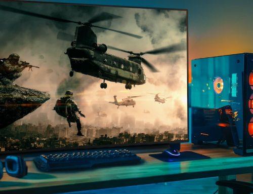 """H LG παρουσιάζει τη νέα OLED CX 48"""" TV, την ιδανική επιλογή για ατελείωτο gaming"""