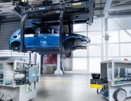Η Siemens παρουσιάζει το πρώτο βιομηχανικό 5G router