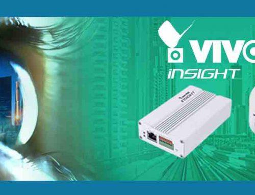 LEXIS & VIVOTEK παρουσιάζουν τη νέα σειρά συστημάτων παρακολούθησης iNSIGHT!