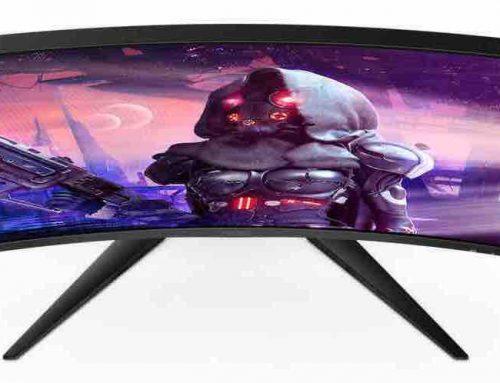 """Η AOC κυκλοφορεί δύο νέες 31,5"""" gaming κυρτές οθόνες της σειράς G2"""