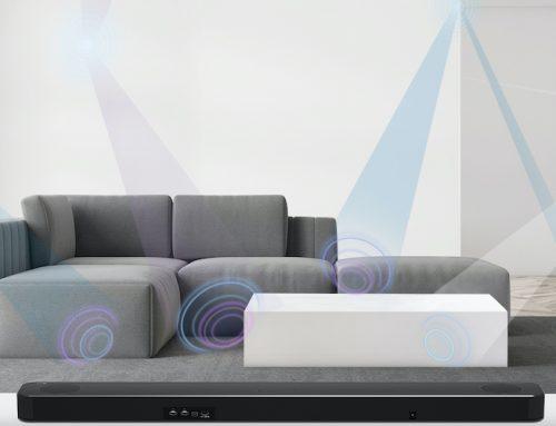 Ασύγκριτη ποιότητα ήχου από το νέο Sound Bar της LG