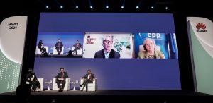 """Συζήτηση μεταξύ χωρών για την ψηφιακή τεχνολογία και την αειφόρο ανάπτυξη στο forum """"Connected for Shared Prosperity"""""""