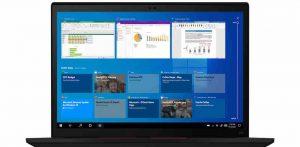 To πιο πρόσφατο χαρτοφυλάκιο ThinkPad για εργασία από οπουδήποτε