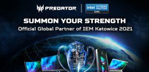 Παίξτε σαν επαγγελματίας με τα επίσημα Predator IEM PCs και Monitor