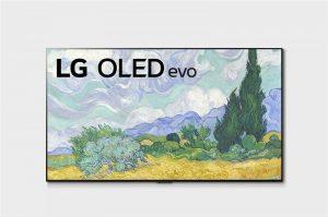 Η νέα σειρά τηλεοράσεων LG OLED G1 Evo ήρθε για να ξεχωρίσει
