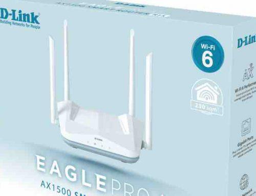 Η D-Link ανακοινώνει την ολοκαίνουργια σειρά EAGLE PRO AI Wi-Fi 6 Smart Router