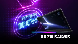 Το νέο MSI GE76 Raider 11ης γενιάς είναι διαθέσιμο στην ελληνική αγορά