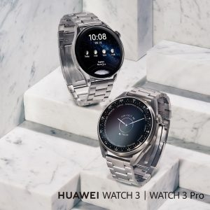 HUAWEI Watch 3 & Watch 3 Pro Elite Series: Tώρα με μεταλλικό μπρασελέ!