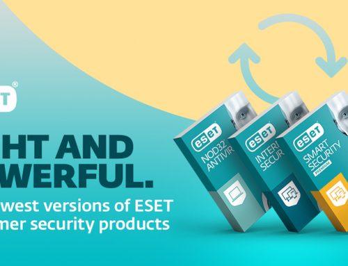 Η νέα πλατφόρμα ESET HOME που προσφέρει στους καταναλωτές μεγαλύτερο έλεγχο και ανώτερη διαχείριση